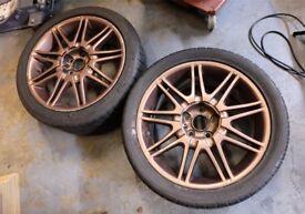 """Used Lexus GS300 GS430 18"""" Alloy Wheels"""