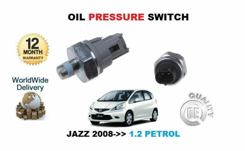 FOR HONDA JAZZ 1.2 1.3 HYBRID 1.4 LEXUS IS300 HYBR 2008->NEW OIL PRESSURE SWITCH