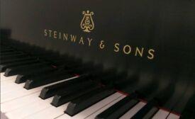 Piano and Music Theory Tutor