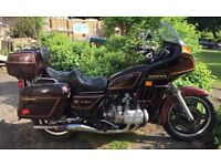 Honda Goldwing 1981 GL1100 25000 miles, lovely condition