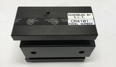 Parker Daedal Cr4101 Ball Bearing Slide Positioning Table 1.75 X 2.00