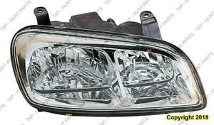 Head Light Passenger Side Toyota Rav4 1998-2000
