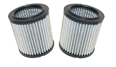 2 Pack - Solberg 19 Quincy 110377e100 Polyester Air Filter Elements