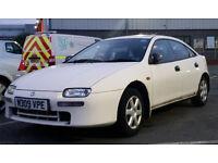 Mazda 323F 1996 (MOT Failure)