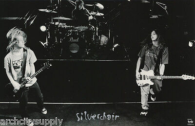 POSTER : MUSIC:  SILVERCHAIR IN CONCERT -   FREE SHIPPING !  #6502 LW20 N
