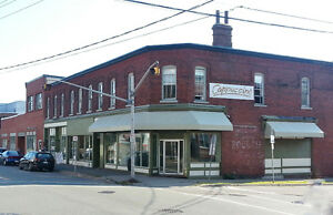 Corner commercial store front/office now vailable for lease