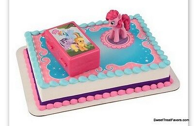 My Little Pony Cake Topper Decoration Supplies Birthday Pinkie Pie Cupcake Horse](My Little Pony Cupcake Toppers)