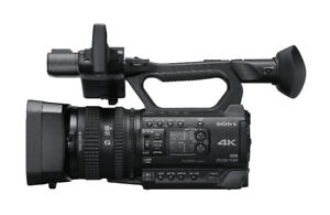 Sony Pro-camcorder clear out