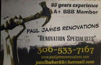 RENOVATION SPECIALISTS,