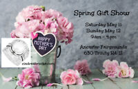 Spring gift & craft show May 11 & 12