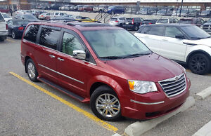 2010 Chrysler Town & Country Limited 4.0L V6