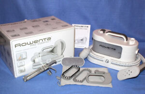 Rowenta IS1430 Pro Compact Garment and Fabric Steamer