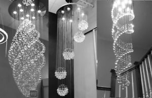 LUMINAIRE ENTREPOT MODERN CRYSTAL LIGHTING CHANDELIERS ON SALE