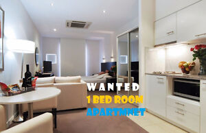 Seeking for 1 Bed Room Apartment - Rent/Sharing