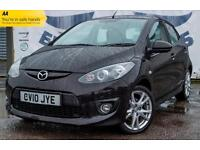 2010 MAZDA 2 1.3 TAMURA 5 DOOR LOW MILEAGE FULL SERVICE HISTORY HATCHBACK PETROL