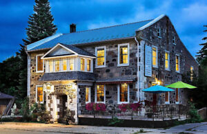 BE YOUR OWN BOSS; RESTAURANT AND BED & BREAKFAST