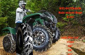 ATV TIRES IN CANADA AT LOWEST PRICES STI is at  ATV TIRE RACK