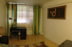 Near McGill Everything include 2 1/2 Apartment Available !!!