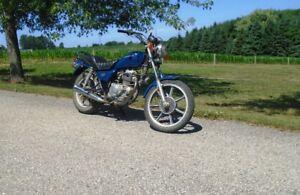1981 Kawasaki 250cc Street bike