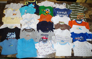 60+ baby boy 0-6 month clothes