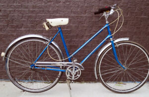 Vintage cruise bike Lady medium frame