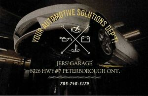 Jers' Garage is now open 8026 Hwy.#7 South of Fowlers Corners Peterborough Peterborough Area image 10