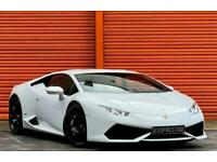 2015 Lamborghini HURACAN 5.2 LP 610-4 Auto Seq 4WD 2dr Coupe Petrol Automatic