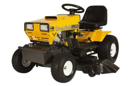 BRAND NEW 25/42 GREENFIELD RIDE ON MOWER Yatala Gold Coast North Preview
