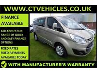 2015 15 Ford Tourneo Custom Limited, Alloys A/C 8 seater TOP SPEC