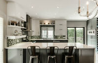 Beautifully renvovated home in Cote st Luc- North Hampstead