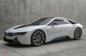 2015 BMW i8 Coupe, all wheel drive, NO accidents