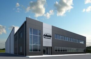Brand New Commercial Space for Lease