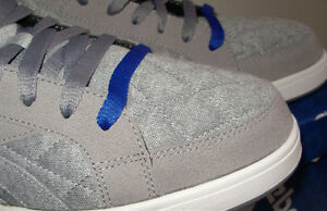 BRAND NEW WITH BOX REEBOK  SIZE 10.5 also SZ 10 GREY WHITE BLUE. West Island Greater Montréal image 3