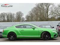 BENTLEY CONTINENTAL GT 4.0 V8 S [MULLINER PACK] 2DR COUPE AUTO 2013 [13] GREEN