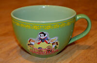 SNOW WHITE Cup-Soup-Cereal Bowl; Large; Disney