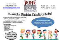 Affordable & Fun Christian Day Camp for Ages 3-9