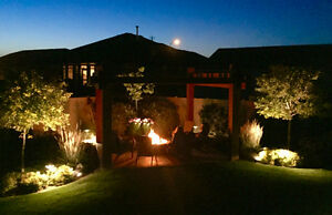 Kitchler Landscape Lighting Regina Regina Area image 6