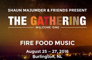 The Gathering - 2 Premium Tickets August 25 - 27