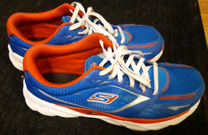 Men's skechers go run running shoes