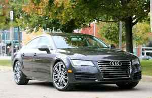 2013 AUDI A7 ** 4 YEARS EXTENDED WARRANTY **
