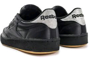 New Black Reeboks 7