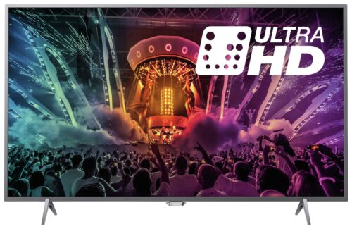 Philips 43PUS640112 43 Inch 4K Ultra HD HDR Ambilight Freeview Smart WiFi LED TV