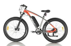 Nouveau model RXF Fat bike électrique .