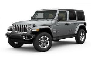 2018 Jeep All-New Wrangler Unlimited Sahara