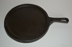 CAST IRON PAN El Paso Chile Co 8 Inch.