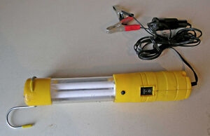 12V Trouble Light With Hanging Hook