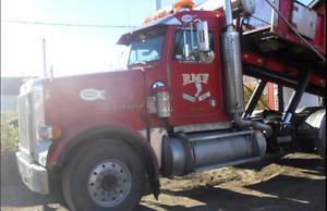 Camion Roll-off Petterbilt