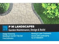 Complete Gardening and Landscaping Service