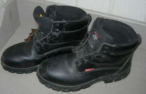 Pair of working boots