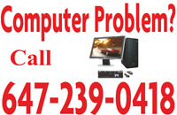 In-home Computer/Laptop Repair from $59 No Fix, No Charge